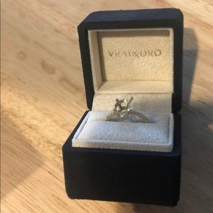 Engagement Ring - Setting Only!